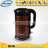 INquiry about german standard stainless steel electric tea kettle