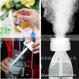 New Bottle Cap Humidifier Ultrasonic Humidifier Big Misty Volume Mini Water Bottle Cap Humidifier Cool Mist Room Humidifier