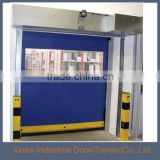 high quality pvc roll up interior exterior workshop door HSD-080