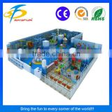China Produced high quality amusement park supplies naughty castle/kids playground