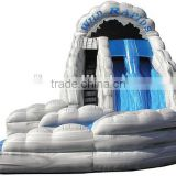 Jumbo surf inflatable slide water slide for kids and adults water park amusment fun for sale