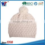 Promotional Wholesale Custom Organic Cotton Kids Beanie Hat Baby Knitted Hat