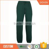 100-280gsm cotton /polyester sweat pants fabric