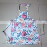 PVC with nonwoven Printed Plastic Kitchen Apron