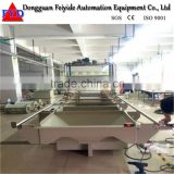 Feiyide Semi Automatic Barrel Nickel Chrome Electroplating Machine
