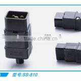 New products IEC 320 C20 male connector electrical industrial plug adapter male and female industrial plug and socket