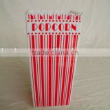 disposable plastic popcorn buckets container