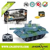 1:30scale RC Airsoft Battle Tank (Upgrade version) BB bullet is included Cheap price with Good Quality VS Heng Long Tank 3885B