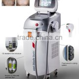 2015 808nm Permanent Hair Removal on 6 skin types beauty machine