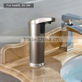 Automatic Touchless Stainless Steel 250ml Soap Dispenser for Kitchen Bathroom