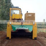 ZFQ Series Compost machine tractor trailed compost turner for sale