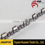 72 links / 36 segments saw chain petrol chainsaw performance parts, Gas Powered Concrete Cutting Chainsaw parts