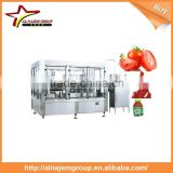 Best sale tomato paste packaging machine tomato paste sachet packing machine tomato ketchup making machine