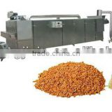 Automatic Textured soybean protein making machine with CE certificates skype:sherry1017929
