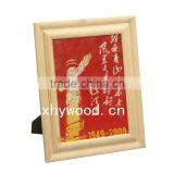 Alibaba china manufacturer supply 100% eco-friendly material wood picture frames wholesale