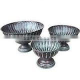 Table Top Bowls, Metal Bowl, Decorative bowl Set