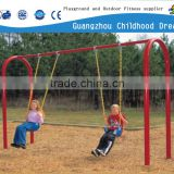 (CHD-849) Two seats patio swing chair, plastic swing, hanging swing chair child toys