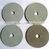 "7""Polishing pad"