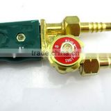 Full brass cutting torch with ISO certificate with high quality