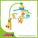 Hot selling rotating toys baby bed bell