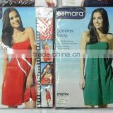 LADIES BEACH & TUNIC DRESS (Garment Stock lots / Apparel Stock / stocklots / Garment Apparel from Bangladesh)