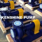 IHF Fluoroplastic chemical industrial pump centrifugal pump acid pump alkali pump