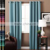 Factory Offer 100% Polyester High Balckout Curtains for Home and Hotel