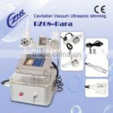 Body Slimming Cavitation System with Ultrasonic Cavitation+Vacuum Liposuction+Laser+Bipolar RF