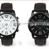 silicone Sport 2014 army popular watches men