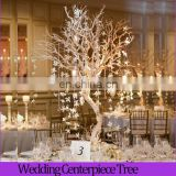OW10143 wedding table centerpiece bronze artificial tree wedding tree reception tree 39""