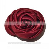 Mini Satin Rosette Flower Hair Accessory 9 Colors - 2 Inch as DIY Craft Accessories