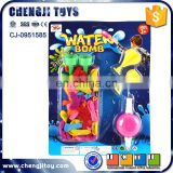 Inflatable magic balloons toy water bomb kit kids play water war game balloons