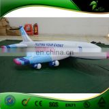 PVC Inflatable Airplane / Space Shuttle / Aircraft / Fighter / Warplane / Fighter For Promotion
