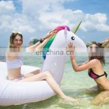 Wholesale Stock giant inflatable unicorn
