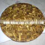 Golden Shade Tiger Eye Table Tops