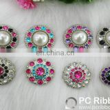 2014 new wholesale rhinestone buttons cheap