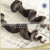 No chemical processed most expensive g7 alibaba hair products