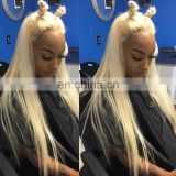 7a full lace wig blond lace wig
