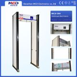 Airport  Station High Sensitive Walkthrough Metal Detector 6 Zones Metal Detector Door MCD-500A