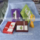 kitchen gadgets wholesale embroidery designs tea towels with embroidery fruit BOX GIFT
