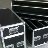 Amp Flight Case Turntable And Mixer Case Crushproof Stage Equipment Cases