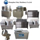 Full stainless steel manufacture potato chips production line