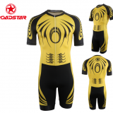 OEM sublimation Inline Speedskating Racing Team Skin Suit