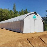 Breathable Light Deprivation Greenhouse with 3-Layer Blackout Curtain
