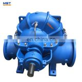 High quality flood drainage split case water pump