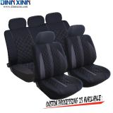 DinnXinn BMW 9 pcs full set Genuine Leather car seat covers leather seat covers supplier China