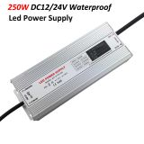 Sable constant voltage output 250w dimmable led driver to led street lighting