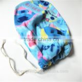 Factory direct wholesale printed fleece bag