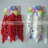 Single Face Style and polyester satin ribbon Fabric Type handmade satin ribbon Garment flower