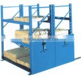 Heavy duty high quality workshop mobile industrial shelving